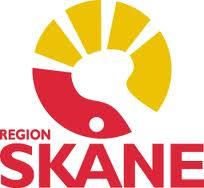 Region Skåne- logga. Klicka här för att gå till deras hemsida