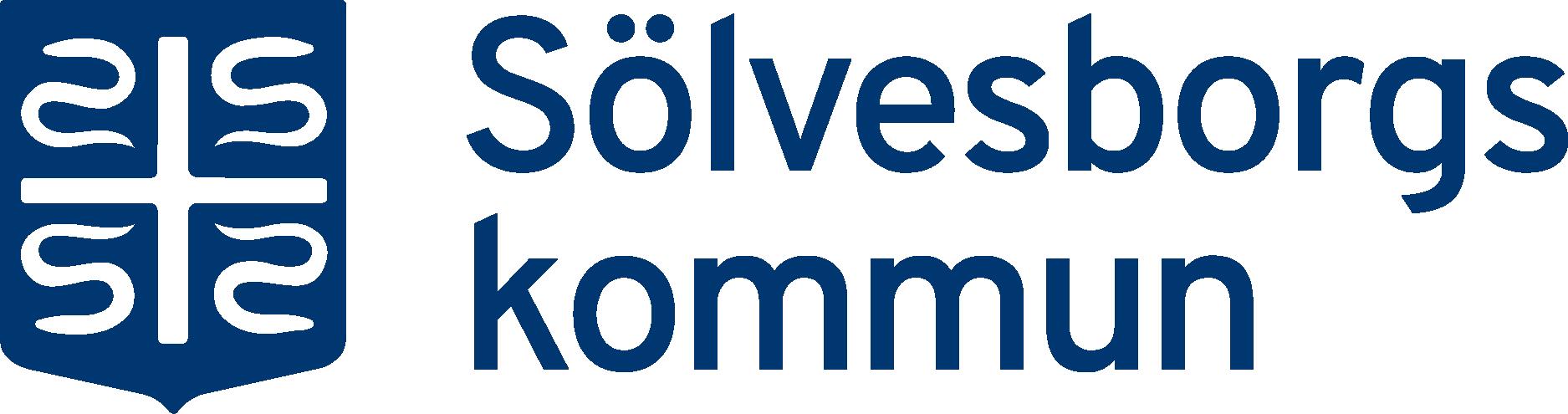 Solvesborgs kommun- logga. Klicka här för att gå till deras hemsida