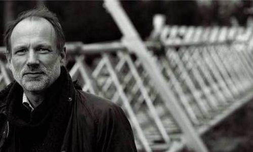 Porträtt på Rikard Hedenblad